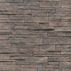 Dal Tile Stacked Stone 7x16 Beijing Green Tile