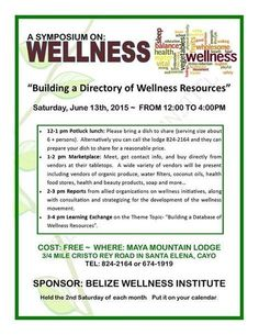 Cayo Wellness Symposium