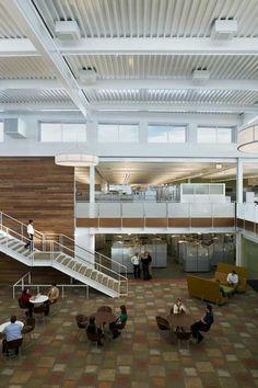 Applebee's headquarters - BNIM Architects