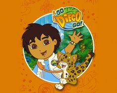 Go Diego Go wallpaper
