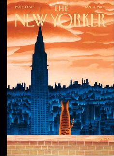 vintage new yorker magazine covers archives - Google Search