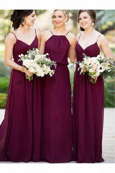 2d88d895ba1 26 Best Cranberry bridesmaid dresses images