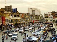 Time to Travel!- Phnom Penh, Cambodia