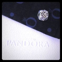 FINAL PRICEPandora Retired Elemental Flow Clip This clip is in immaculate pre-loved condition. It's retired and not as easy to find. PRICE IS FIRM but I'll include a hinged box from the Pandora store.  Thanks for looking and happy poshing!  Pandora Jewelry