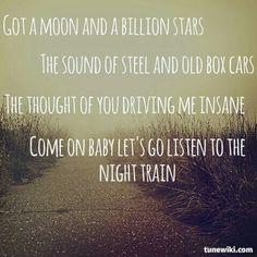 Night Train ❤