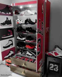 8 Jaw-Dropping Ideas: Chanel Shoes Mules shoes 2018 blue.Shoes Tacones Dibujos formal shoes red.Shoes Tumblr Accessories.. Jordan Tenis, Jordan Nike, Jordan Sneakers, Air Jordan Shoes, Custom Jordan Shoes, Sneakers Nike, House Shoes Mens, Custom Jordans, Shoe Display