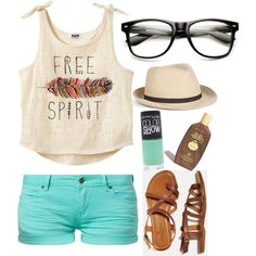 #Summer Minty outfit