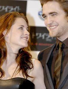Love Robsten and how they look at each other