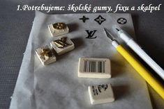 Ako si vyrobiť kabelku LV / Tetulienka » SAShE.sk - slovenský handmade dizajn