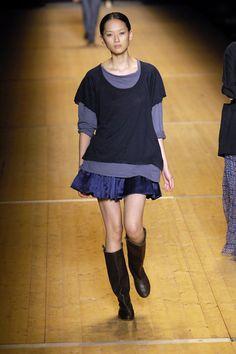 Isabel Marant at Paris Fashion Week Spring 2007 - Runway Photos