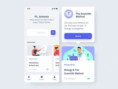 Estudio Mobile App UI Kit is an educational app focused on improving the experience of learning courses online. This UI Kit contains 58 UI screens. 29 screen per each theme. Compatible with both Sketch app and Adobe Photoshop.