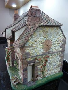 Collectable Franklin Mint Limited Edition Hummingbird Garden Cottage Dolls House   United Kingdom   Gumtree