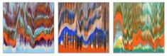 "Saatchi Art Artist Sumit Mehndiratta; New Media, ""Waves on a beach - Limited Edition 1 of 40"" #art"