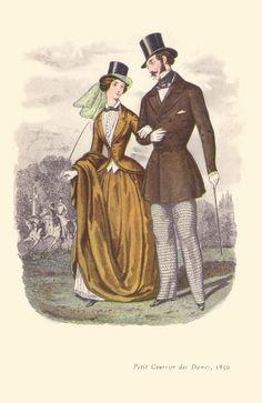 RESULTATS Google Recherche dimages Correspondant à http://www.fashion-era.com/images/1800_1900_laver/1850_laver_riding.jpg