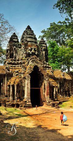 Siem, Reap, Cambodia