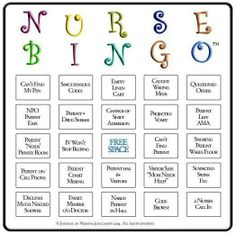 Olg bingo prizes for nursing