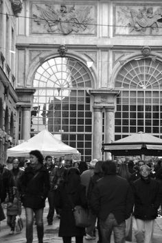 Genova Piazza Banchi