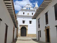 Iglesia del Carmen - Villa de Leyva