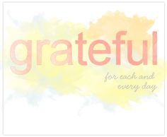 extremely grateful! #Inspirational Quote.