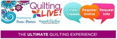 Quilt Shows and Events