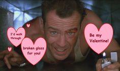 Die Hard Valentines - Google Search