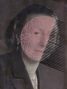 Znalezione obrazy dla zapytania embroidery on photographs