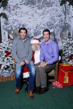 How old is too old to sit on Santa's knee?!