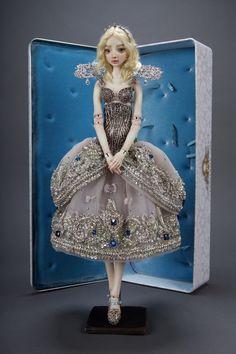 Cinderella Porcelain Enchanted Doll BJD | eBay