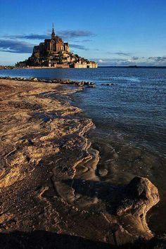 Mont Saint Michel Normandie France