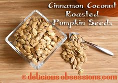 13 Delicious Pumpkin Seed Recipes - Make Life Lovely