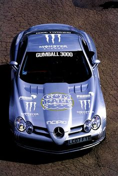 62a00d9c8fba Gumball 3000 is a roadcar rally held in the US and Europe. Mercedes Benz  Classes