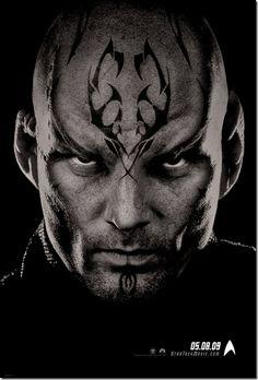 "Eric Bana as Captain Nero from ""Star Trek"", 2009 Star Trek 2009, Star Trek 4, Star Trek Reboot, Affiche Star Trek, Star Trek Poster, Charlie Chaplin, Deviant Art, Science Fiction, Look Star"