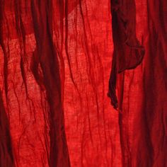 Red Cloth by deepthingy, via Flickr