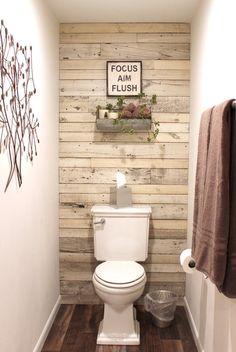 102 Best Bathroom Accent Wall Images Bath Room Bathroom