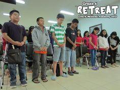 Retreat Grade 6