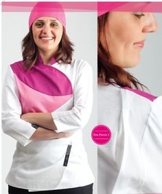 Jaleca Eva Peron I/Eva Peron I chef coat