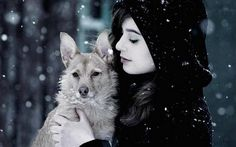 Dog Blessing: Diana, Goddess of the Wild,/ Keeper of dogs both fierce and mild,/ Hold (name of pet) safely in Your arms,/ And protect this creature from all harm./ And should the day come that he/she roams,/ Guide him/her to the path back home./ Bless (name of pet) with a joyful life,/ Free of hardship, stress, and strife. (Wicca Radio, FB)
