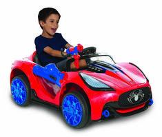 Big toy Cars for Kids Elegant Spiderman Marvel 6 Volt Spider Man Super Car for Kids Walmart Kids Ride On Toys, Toy Cars For Kids, Toys For Boys, Kids Toys, Baby Toys, Power Wheels For Boys, Spiderman Car, Old Boys, Childcare