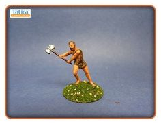 040 1/72 20mm HO/OO Roman Empire ESCI barbarians war games painted toy soldier