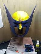 DIY Wolverine mask! Awesome.