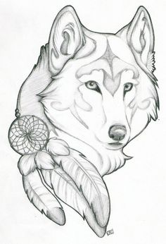 Wolf tattoo                                                                                                                                                                                 More: