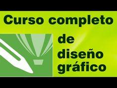 Curso completo de diseño gráfico con Corel Draw X7 - Basico( desde 0 ) # 1 - YouTube