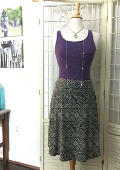 The beautiful Azure skirt perfect for summer. I have plenty in my inventory.