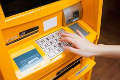 Crooks are smart about installing ATM skimmers to steal your card data. But you can still protect yourself. Here's how to tell whether an ATMs has any illicit add-ons. Hidden Camera, Card Reader, Office Phone, Landline Phone, Cameras, October, Tech, Sweet, Candy