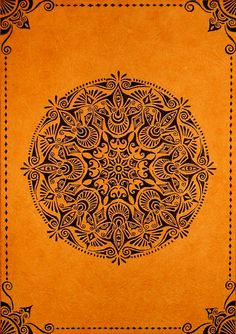 From Native American and Tibetan sandpaintings to Gothic rose windows and Hindu yantras, mandalas are used as symbols for meditation, protection and healing. ~ Clare Goodwin,1996