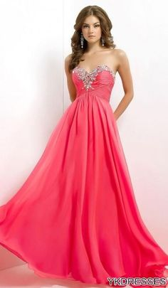 Most of the prom dresses i want i would wear a thing over