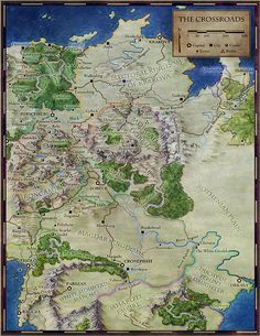 Dnd World Map, Fantasy World Map, Rpg World, Imaginary Maps, Map Compass, Pixel Art Games, Dungeon Maps, Medieval Fantasy, Fantasy Artwork