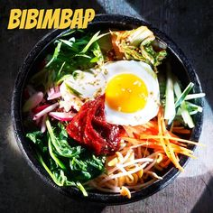 How to Make Bibimbap...Slightly sweet but spicy gochujang is the secret ingredient in this South Korean-style salad