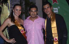 Azul Río, Álex Rozo y Gabriel Dávila.