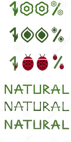 Illustration about 100 NATURAL text/fonts/words with leafs, flowers and ladybugs. Illustration of decoration, caring, artistic - 70463938 Graphic Design Illustration, Illustration Art, Illustrations, Text Fonts, Ladybugs, The 100, Logo Design, Symbols, Vectors